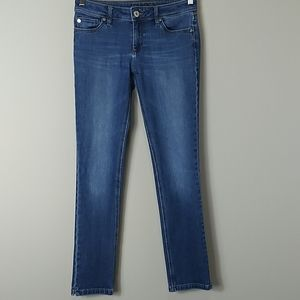 DL1961 Angel Mid Rise Skinny Jeans 4 Way 360